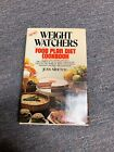 Vintage Weight Watchers Food Plan Diet Cookbook Working Out Food Die