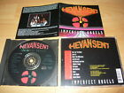 HEVANSENT-Imperfect Angels 1993 Mega Rare US Hard Rock *INSIDE OUT*FRICTION*FOXX