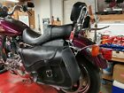 Harley Davidson HD FXDS Dyna Low Rider Conv Convertible Seat and Back Rest Bar
