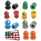 Motorcycle Tire Valve Stem Caps Tyre Wheel Adapter Cover Fits Suzuki Honda le