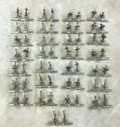 Lot of 29 Stainless Steel 6 Boat Marine Cleats with Mounting Hardware