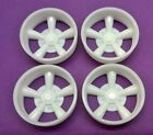 Resin 1/12 Scale American Torq Thrust Style Wheels