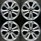Set 2016 2017 2018 Chevrolet Cruze OEM Factory 13383414 18 OE Wheels Rims 5750