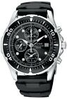 Brand New Pulsar Men's PF3293 Stainless Steel Watch with Black Rubber Band