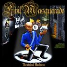 Theatrical Madness [Import] by Evil Masquerade (CD, 2005, Frontiers) NEW