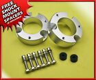 3 Front Leveling Lift Kit Spacers For 95 04 TOYOTA Tacoma 96 02 4Runner 2WD 4WD