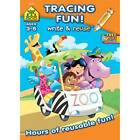 School Zone Tracing Fun Write  Reuse Workbook Ages 3 to 5 Preschool to Ki