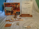Wagons of the Old West kit Craft Master Covered Wagon Ca Redwood Vintage AS-IS!!