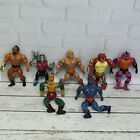 He-man Masters of the Universe Vintage Mattel Toys Lot of (7)