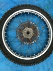 1998 98 Suzuki Rm250 Rm 250 Front Wheel Assembly Rim Hub Spokes