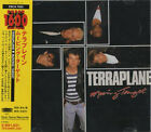 TERRAPLANE Moving Target JAPAN CD ESCA-7652 OBI