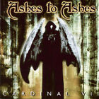 Ashes To Ashes - Cardinal VII CD Symphonic Heavy Metal from Norway ffo Tristitia