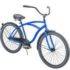 26 wheel Mens Cruiser Bike with Perfect Fit Frame Dual Density Traditional