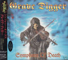 GRAVE DIGGER Symphony Of Death JAPAN CD BVCP-1056 1994 NEW