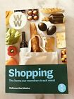 WEIGHT WATCHERS WW 2018 Freestyle SHOPPING  DINING OUT Book