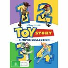 Toy Story 1 2 3 4 6 Disc Set DVD Combo Set I II III IV Complete Collection New