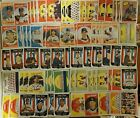 Lot Of 2008 Topps Heritage Baseball Cards Nr Mint 700+ cards set builder