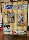Starting Lineup 1989 Baseball Greats Johnny Bench and Pete Rose figurines