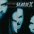 STATIC-X Start A War / X-Rated JAPAN CD WPZR-30098,-30099 2005 NEW
