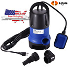 1 2 HP Submersible Water Pump 2000GPH Clean Swimming Pool Clean Pond Dirty Flood