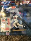 SAMMY SOSA - Starting Lineup SLU MLB 2000 Action Figure & Card CHICAGO CUBS NEW