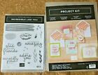 Incredible Like Stamp set  Incredible Like You Project Kit Stampin UP
