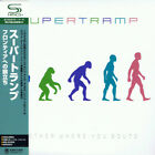 SUPERTRAMP Brother Where You Bound JAPAN CD UICY-93616 2008 NEW