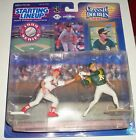 1999 Starting Lineup Mark McGwire From Minors to the Majors