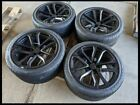 2012 2015 Chevrolet Camaro ZL1 20x10 Front 20x11 Rear Rim Wheel Set OEM