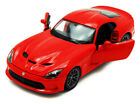 Dodge SRT Viper GTS Red Maisto 34271 1 24 Scale Diecast Model Toy Car
