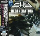 SHY Regeneration JAPAN Audio CD 2000