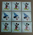 Disney World Stickers Lot of 9 Mickey Mouse
