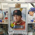 2019 Topps Clearly Authentic Jeff Bagwell '52 Reimagining Auto # 50 Astros HOF