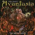 Tobias Sammet's Avantasia ‎– The Metal Opera CD  2001 will combine s/h