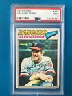 1977 Topps Gaylord Perry Texas Rangers #152 PSA 9