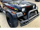 1987 Jeep Wrangler JURASSIC PARK H2 H3 Unlimited Rubicon LAND ROVER OFF ROAD H1 RANGE ROVER SUBURBAN JEEP G WAGON