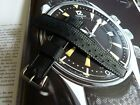 Vintage Tropic 20mm Curved Ends Watch Strap Swiss Made Mod Dep 22505 Rolex Sub