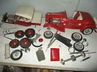 1/8 Scale Revell Models Model T Ford And Deuce Modelers Part Lot