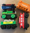 Thomas Wooden Lot Hippo Car Zoo, Terence Lorry Percy Sodor Caboose Train