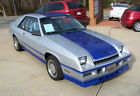 1983 Dodge Charger SHELBY 2.2L below $7900 dollars
