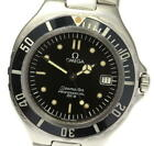 OMEGA Seamaster Professional 200m Date black Dial Quartz Men's Watch_525370