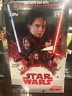 2018 TOPPS STAR WARS THE LAST JEDI SERIES 2 SEALED HOBBY BOX