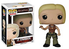 Funko Pop Lt Starbuck New Battlestar Galactica 255 Damaged 55 10
