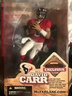 Mcfarlane NFL Exclusive 1st Draft Pick DAVID CARR Houston Texans 1 of 5000