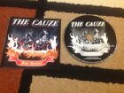 THE CAUZE - Iron Horses  Texas Hard Rock/AOR junkyard Sea Hags cd