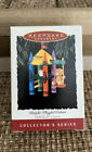 Bright Playful Colors Crayola Crayon Hallmark Ornament 1994~ #6 in Series ~EUC