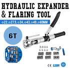 WK 400 Hydraulic Flaring Tool Set Tube Expander Pipe Fuel Line tool + Cutter