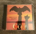 The Cult CD Live In USA 1992 Are Dead,Long Live Magic Mushroom Records