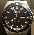 MIDO OCEAN STAR DAY/DATE AUTOMATIC WATCH M026.430.11.041.00