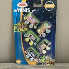 Thomas & and Friends Glow in the Dark Mini Trains Salty Millie Stanley Charlie